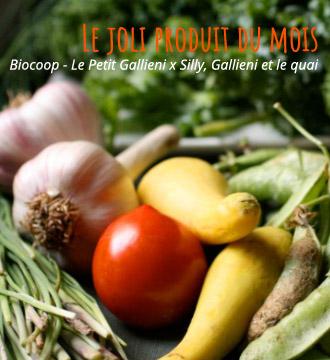 Biocoop - Le Petit Gallieni