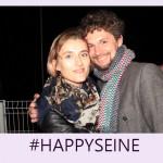 #HAPPYSEINE. Toutes les photos de notre 1er apéro sur les berges de Seine