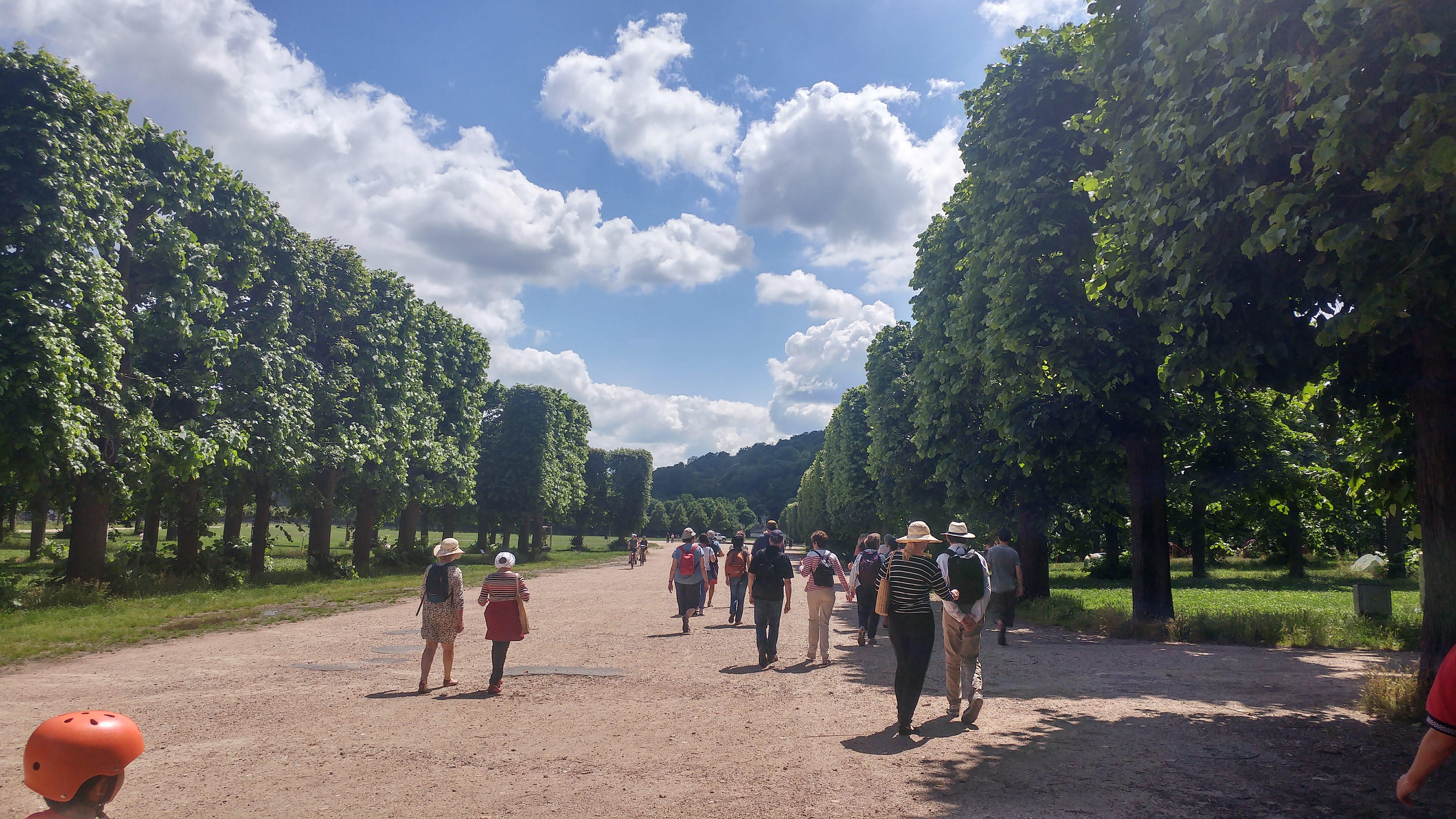 Parc de Saint-Cloud @Happy Seine